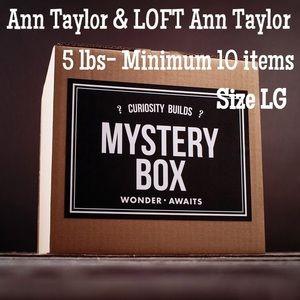 Ann Taylor & Ann Taylor LOFT Mystery Box LG/ 10-12
